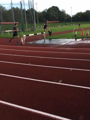 LB Steeplechasing