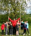 The Pole Vault group